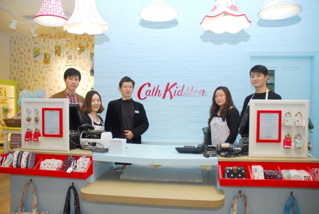 Cath Kidston Shanghai store
