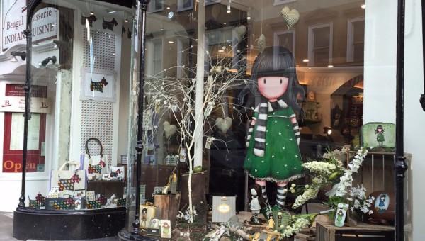 Santoro's new Store in Bath