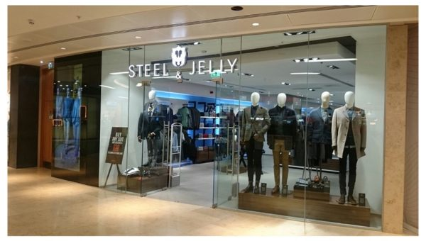 Steel and Jelly's Birmingham Store