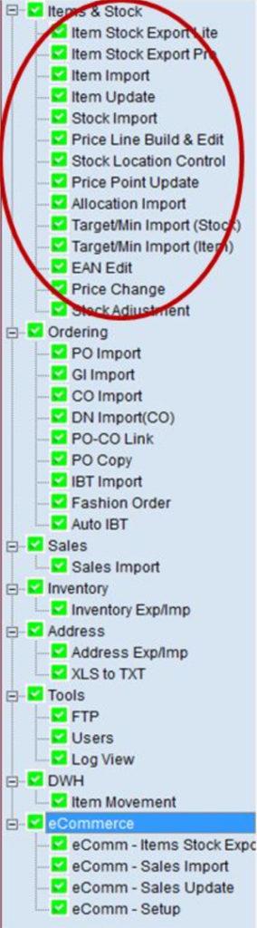Stock Data Module