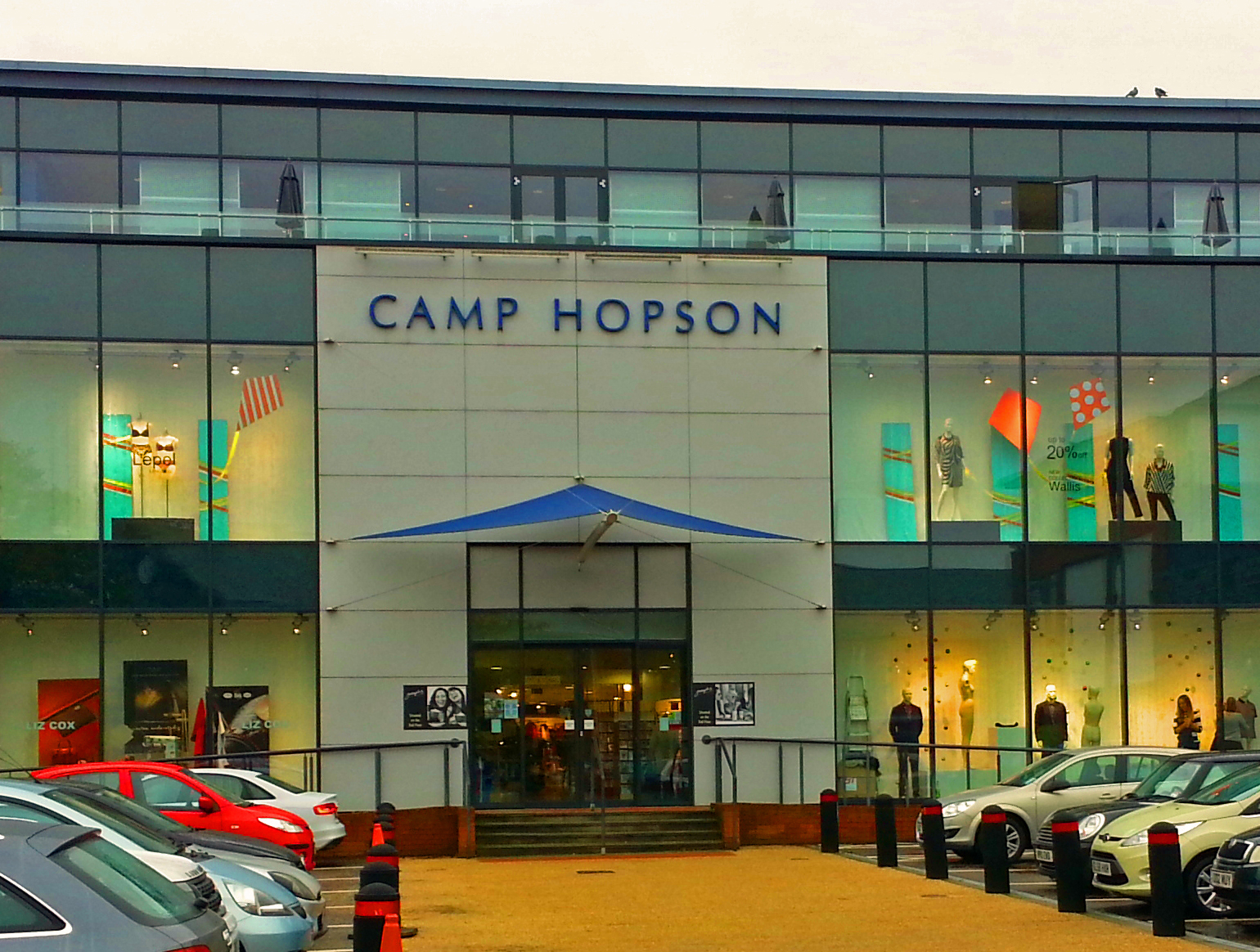 Camp Hopson of Newbury
