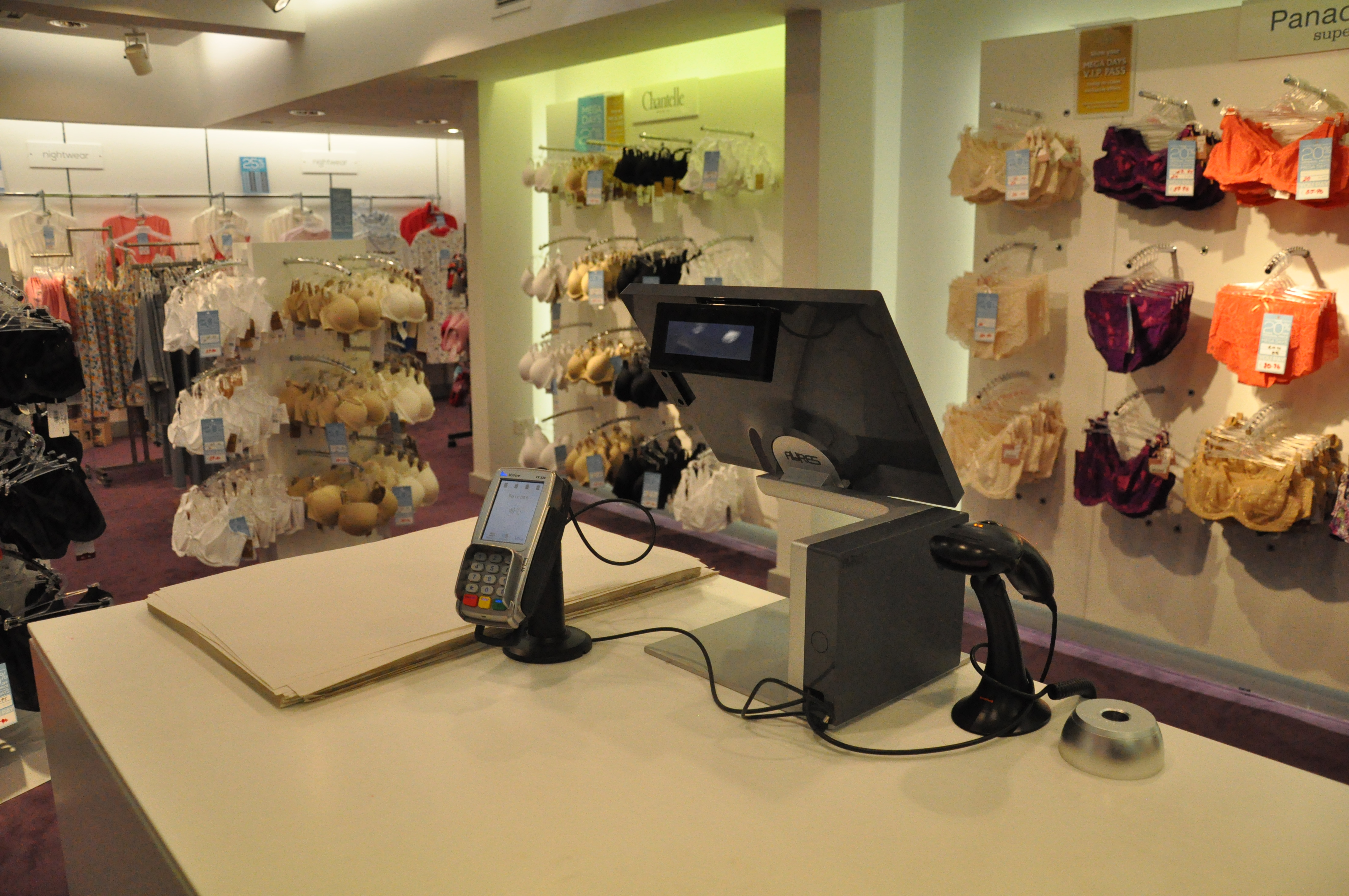 AURES' sangos in use in Clerys