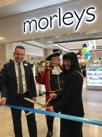 MD-David Hordle-open-Morley-store-Bexleyheath-using-Futura-retail-system