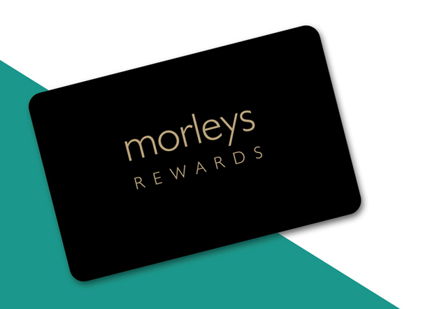 Morleys-Rewards-Card