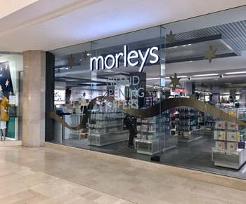 Morleys-store-Bexleyheath-using-Futura