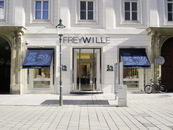 Freywell Shop front