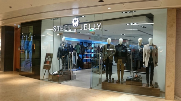 Steel & Jelly Store Front